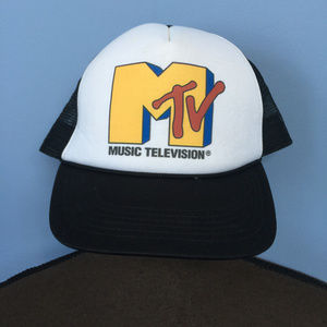 Vintage MTV Trucker Hat